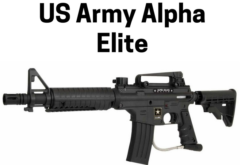 US ARMY Alpha elite